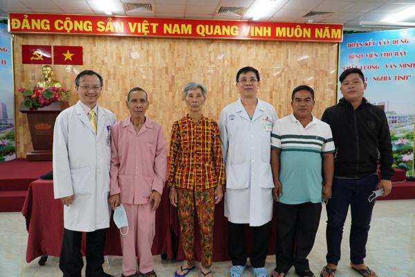 Hai bệnh nhân dị tật tim được cứu sống nhờ kỹ thuật lần đầu áp dụng tại Việt Nam