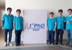 Học sinh Việt Nam giành 5 huy chương Vật lý quốc tế 2020