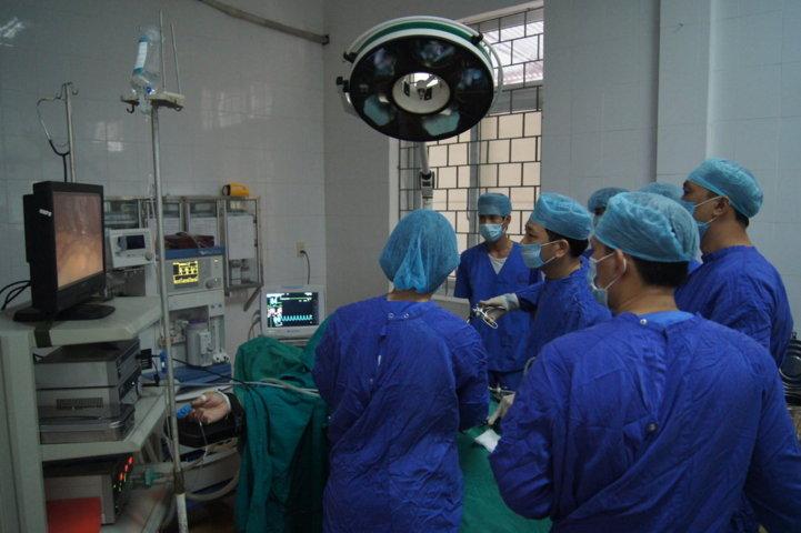 Hà Giang: Người dân được điều trị tại chỗ nhờ Bệnh viện vệ tinh