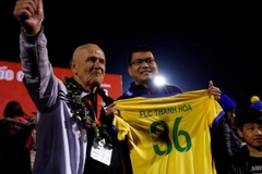 Serbian coach Petrovic comes back to lead Thanh Hoa FC