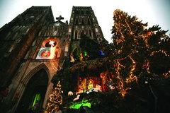 Những địa điểm vui chơi Giáng sinh 2020 tại Hà Nội