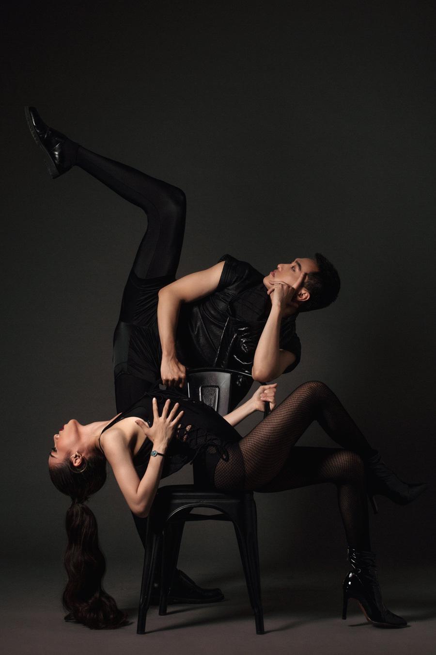 Cặp vũ công Xuân Thảo - Đình Lộc tái xuất sau 3 năm sinh con