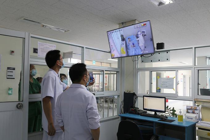 Bệnh nhân 1405 cách ly ở Quảng Nam, tiên lượng nặng