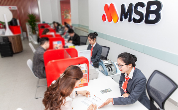Cổ phiếu MSB sẽ chào sàn HOSE ngày 23/12 với giá 15.000 đồng