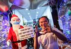 Giáng sinh sắp đến với người Sài Gòn