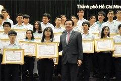 TP.HCM: Đề xuất tăng mức thưởng học sinh đạt giải quốc tế gấp 20 lần