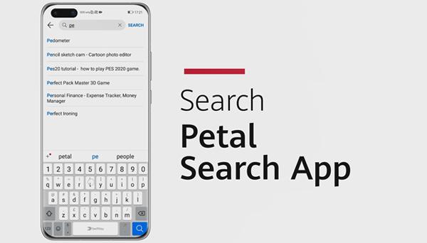 Petal Search - giải 'cơn khát' tìm kiếm ứng dụng cho người dùng Huawei