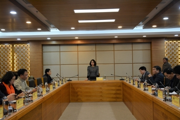 Hội thảo về Tiêu chuẩn thống kê