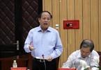 Tạm đình chỉ tư cách đại biểu HĐND đối với ông Tất Thành Cang