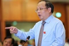 Ông Tất Thành Cang bị đình chỉ chức Phó ban biên soạn lịch sử Đảng bộ TP.HCM