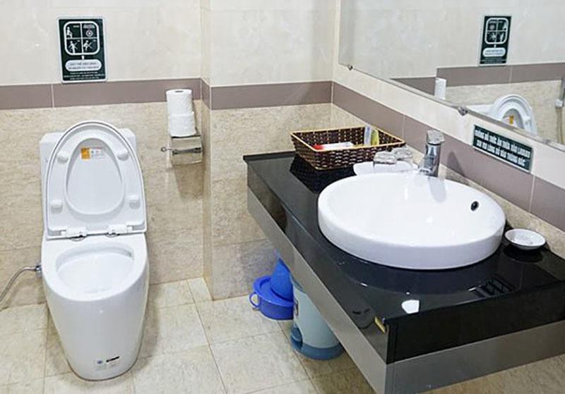 Mô hình bệnh viện xanh - sạch - đẹp 'ghi điểm' với người bệnh
