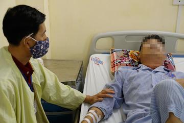 Ho đờm 1 tháng, người đàn ông Hưng Yên phát hiện ung thư giai đoạn cuối