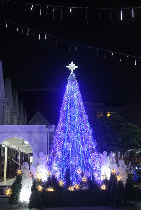 Southern dioceses well decorated ahead of Christmas Eve