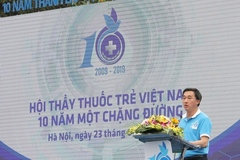 Hội Thầy thuốc trẻ Việt Nam cống hiến vì cộng đồng