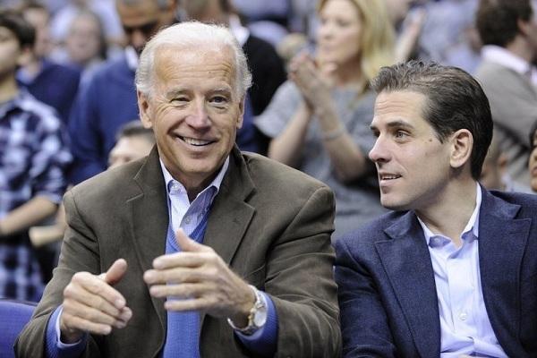 Tổng thống đắc cử Biden tin tưởng con trai vô tội