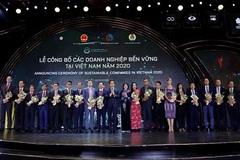 Vinamilk dẫn đầu Top doanh nghiệp bền vững Việt Nam 2020