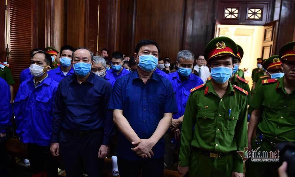 Ông Đinh La Thăng nhận trách nhiệm trước Đảng, trước Chính phủ