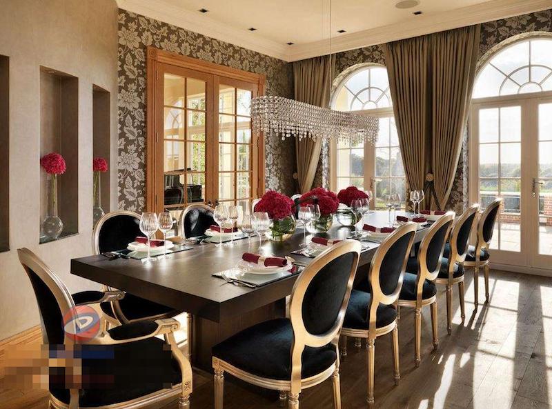 Những ý tưởng decor cực chất cho căn bếp, phòng ăn mùa đông
