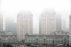 Dry weather worsens air pollution in Hanoi