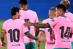 PSG đánh lớn, lấy cả Messi lẫn Coutinho
