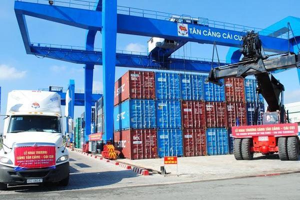 Đồng bằng sông Cửu Long: Phát triển hệ thống logistics sẽ góp phần thúc đẩy phát triển cho cả vùng