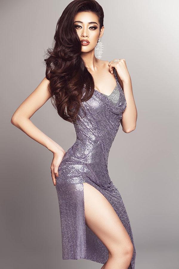Khánh Vân: 'Hoa hậu không chỉ là váy áo lụa là'