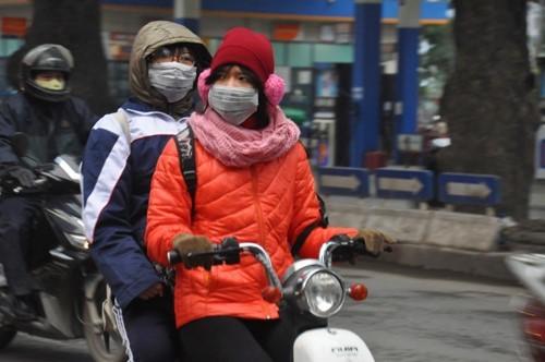 Sở GD-ĐT Hà Nội: Không nhất thiết nghỉ học nếu trời rét dưới 10 độ