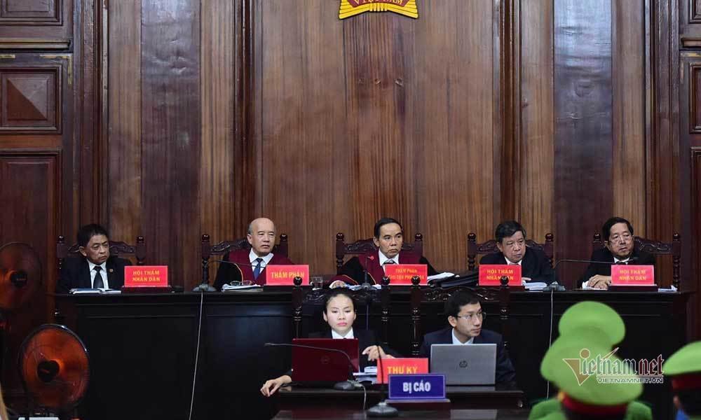 Ông Đinh La Thăng bị đề nghị 10 - 11 năm tù