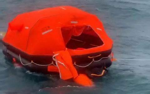Tìm thấy 12 thuyền viên trên tàu mất tích gần đảo Phú Quý