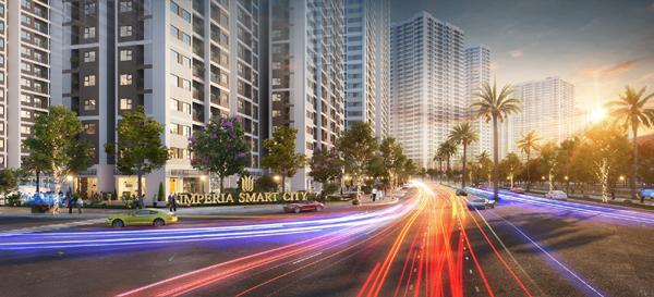Cơ hội sở hữu căn hộ cao cấp Imperia Smart City với từ 950 triệu đồng