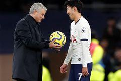 Son Heung Min đạt cột mốc lịch sử với Tottenham