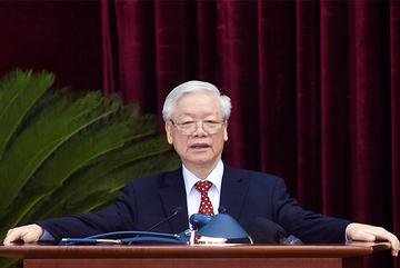 Trung ương biểu quyết nhất trí rất cao nhân sự tham gia Bộ Chính trị, Ban Bí thư khóa mới