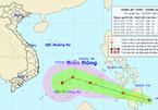 Xuất hiện vùng áp thấp, khả năng thành bão khi vào Biển Đông