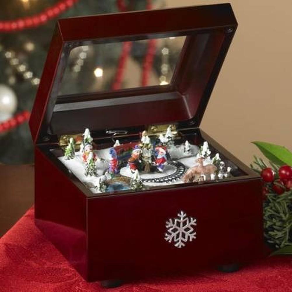 Những món quà Giáng sinh độc đáo dành tặng người yêu
