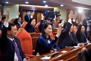 Hội nghị Trung ương 14 để lại những dấu ấn tốt đẹp