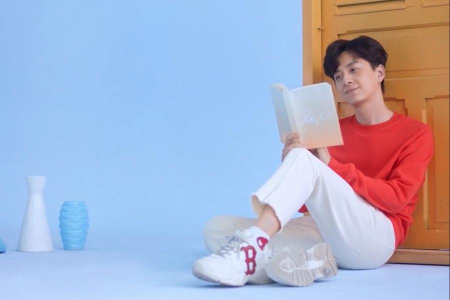 Ngô Kiến Huy trở về hình tượng 'kẹo ngọt' 10 năm trước