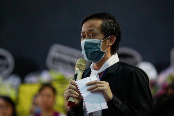 Dương Triệu Vũ chia sẻ về anh trai Hoài Linh sau đám tang Chí Tài