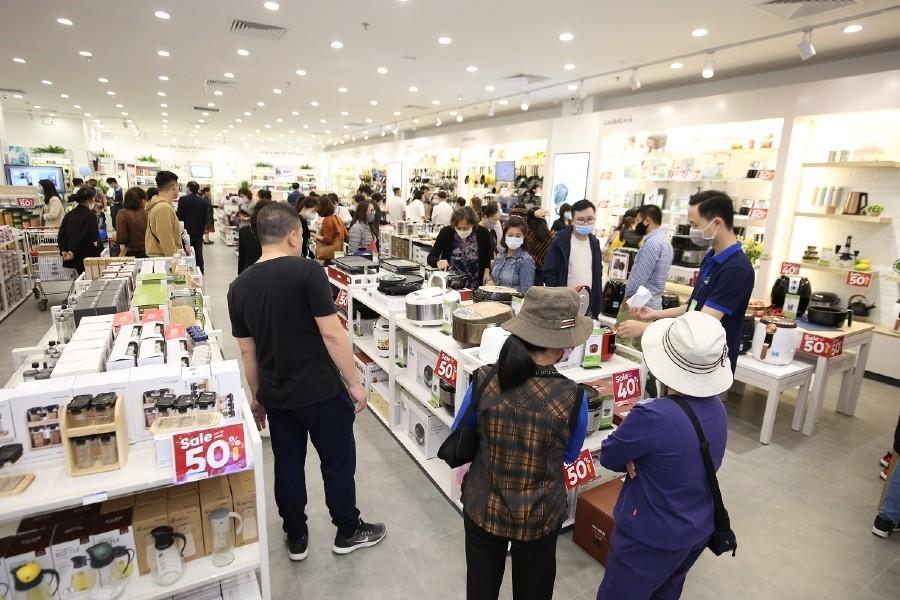 Vietnam retail market,middle class,vietnam economy,Japan,Thailand,FDI