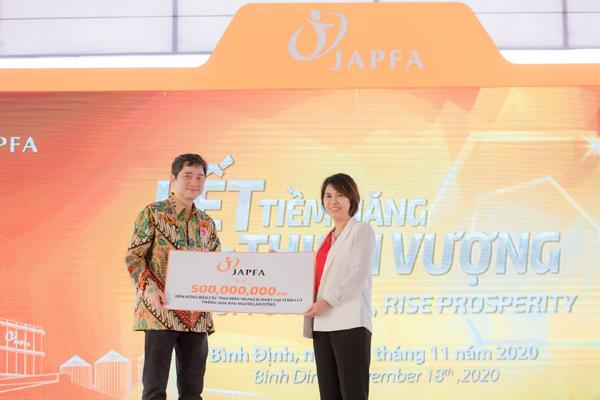 Japfa nhắm đích phát triển bền vững trong ngành chăn nuôi