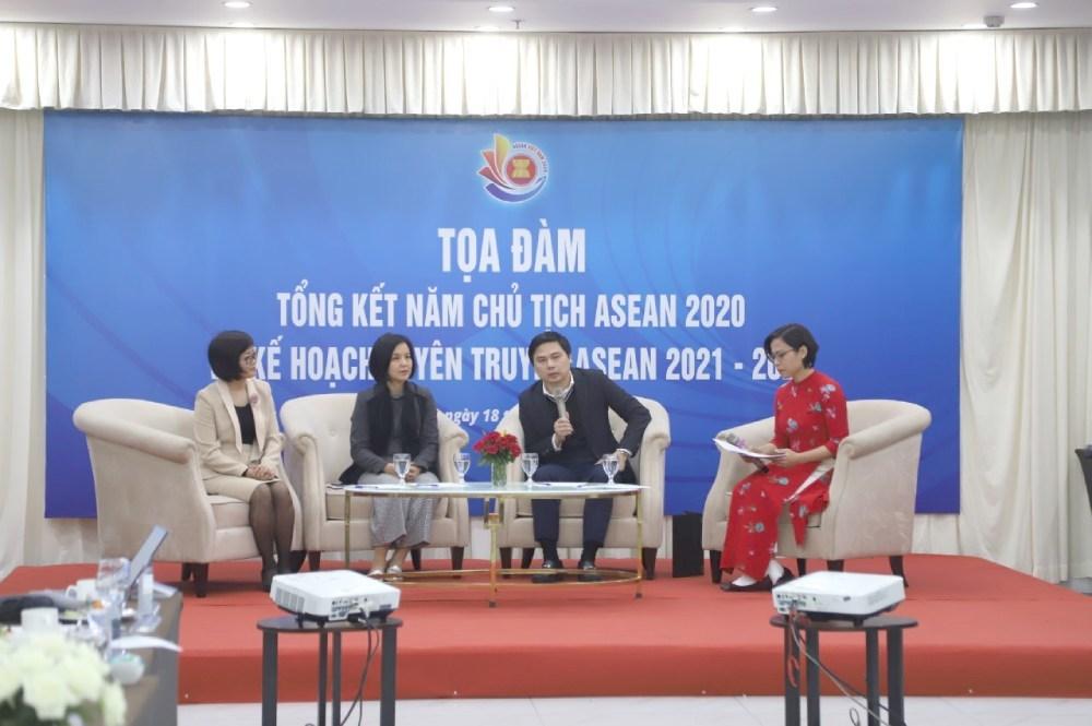 Việt Nam hoàn thành xuất sắc, toàn diện trọng trách Chủ tịch ASEAN 2020