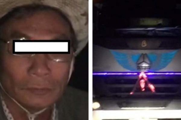 Đi ngược chiều trên cao tốc Nội Bài - Lào Cai, tài xế bị phạt 17 triệu đồng thumbnail