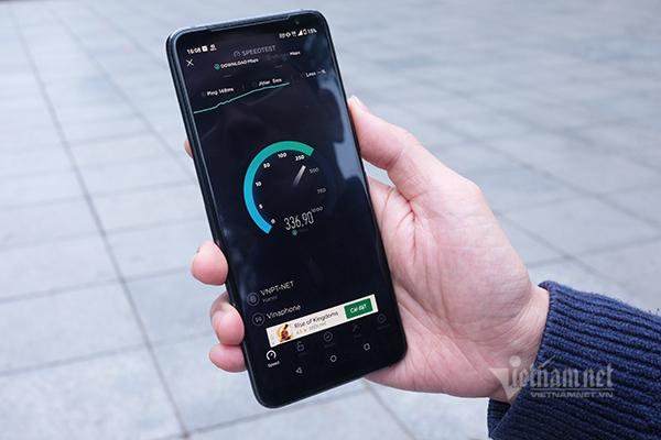 Viettel, MobiFone, VinaPhone phối hợp thử nghiệm dùng chung mạng 5G