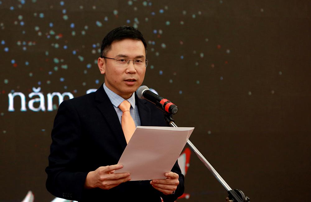 Bài phát biểu của TBT Phạm Anh Tuấn tại Lễ kỷ niệm 23 năm thành lập báo VietNamNet