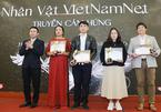 VietNamNet vinh danh 4 nhân vật truyền cảm hứng năm 2020