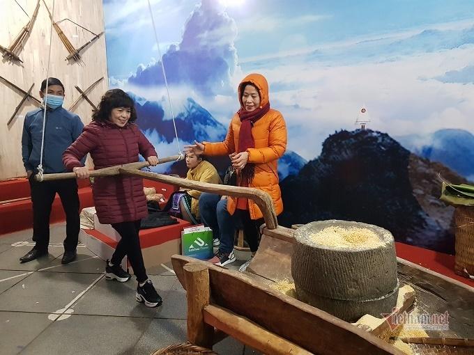Khai mạc Tuần văn hóa du lịch Lai Châu tại Hà Nội năm 2020