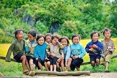 Kết quả phân tích từ Khảo sát mức sống cho thấy, tỷ lệ trẻ em nghèo đa chiều giảm nhanh