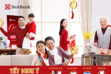 Đón Xuân 'phú quý' với 12.000 quà tặng hấp dẫn từ SeABank