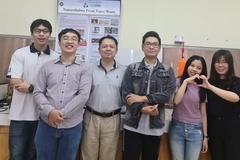 Công nghệ biến bùn thải giấy thành siêu vật liệu cao cấp được giải thưởng châu Á