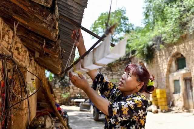 Quá khan hiếm nước sạch, Trung Quốc phải kinh doanh nước mưa