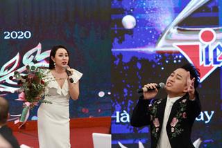 Tùng Dương, Bảo Trâm hát mừng VietNamNet tròn 23 tuổi
